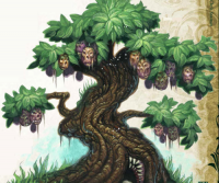 Le culte de l'arbre sacré !